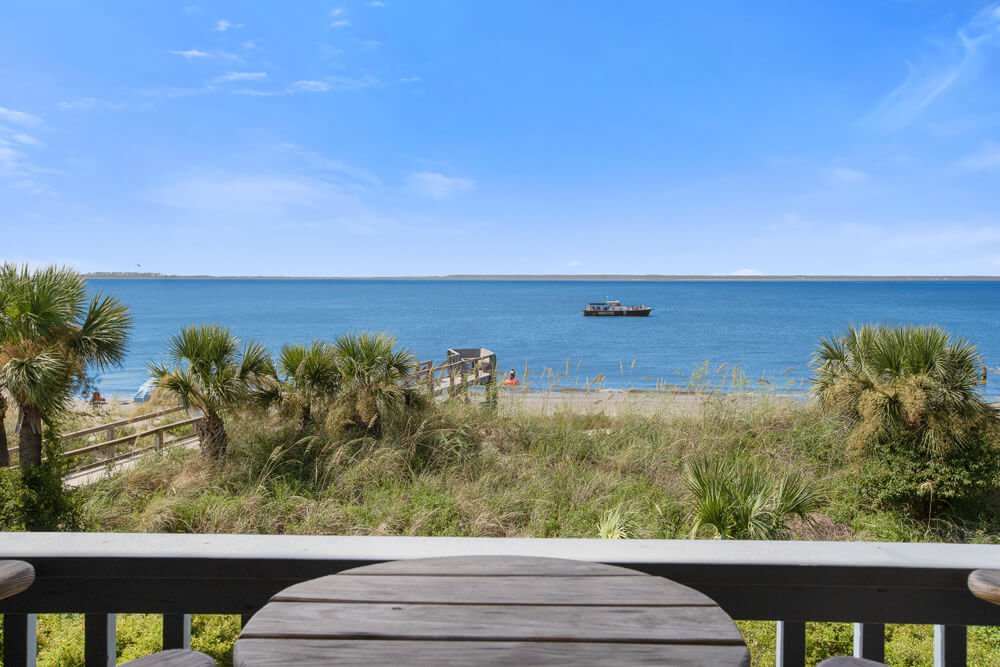 Beautiful views and activity options at Savannah Beach and Racquet Club Tybee
