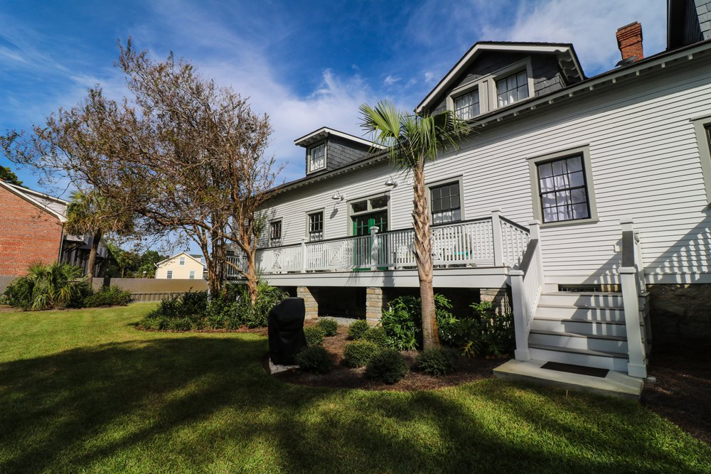 Large Tybee Island rental for groups